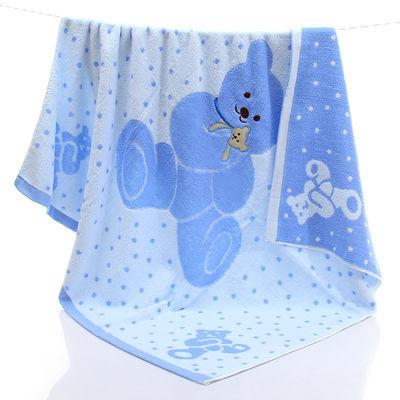 婴儿纯棉浴巾宝宝正方形新生儿童毛巾被加大盖毯夏洗澡超柔软吸水