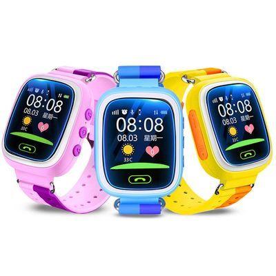 密迪尔迪尼乐小天才儿童电话手表带拍照定位防水学生触屏智能手表