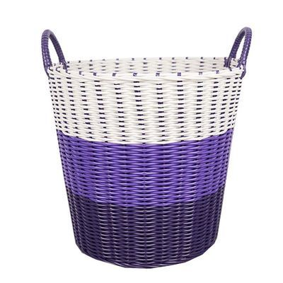 可折叠脏衣篮棉麻浴室衣物洗衣篮脏衣桶玩具脏衣服收纳筐脏衣篓【3月31日发完】