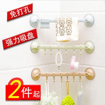 浴室挂钩强力粘胶免钉挂衣架壁挂墙上挂衣钩粘钩卫生间门后衣服勾