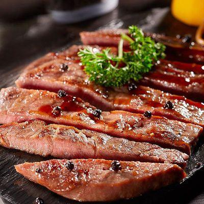 【送刀叉酱包】10片进口菲力儿童家庭牛排肉套餐团购新鲜牛扒批发