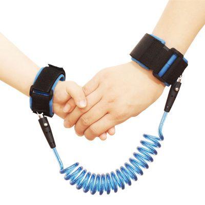 儿童防走失带牵引绳宝宝防跑丢绳手环溜娃神器手拉绳小孩子手腕绳