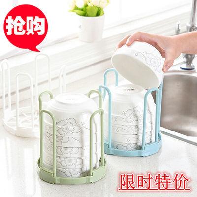 厨房置物架碗柜用品用具晾洗放沥水碗架碗碟碗筷盘刀收纳盒储物架