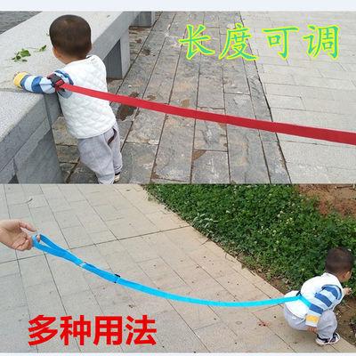 小孩牵拉绳儿童牵手绳牵娃神器溜娃遛娃绳宝宝防丢失带牵引绳母子
