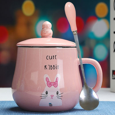 南山先生太湖石办公室泡茶杯子马克杯陶瓷带盖过滤茶杯情侣杯水杯【3月12日发完】