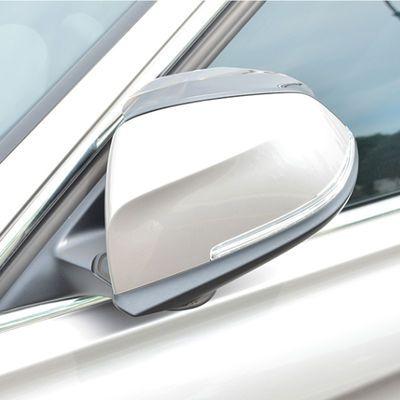 一汽大众速腾迈腾宝来汽车后视镜雨挡雨眉防雨遮雨板通用型可弯曲