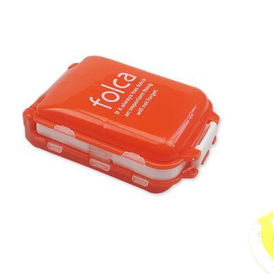 老人防吃药过量健忘神器分药盒语音提醒器随身迷你小号药盒便携式