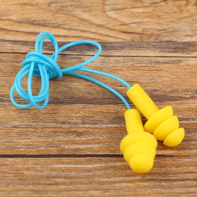 12枚盒装防噪音耳塞睡眠隔音耳塞专业降噪工厂噪音防护耳塞隔音耳