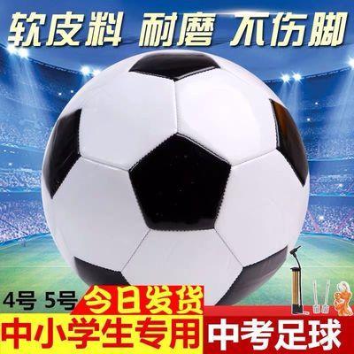学校指定校园足球中小学生训练足球成人比赛黑白4号5号儿童足球