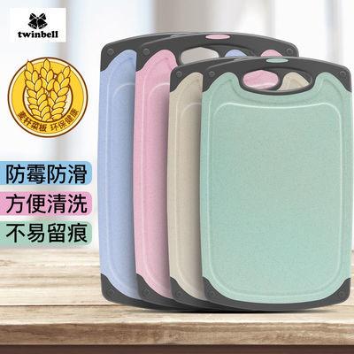 舌尖上的中国泰兴银杏木砧板白果树切菜板家用木圆形整木圆菜墩