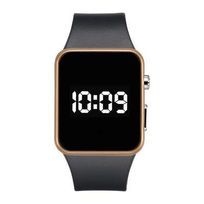 71803/男女孩LED电子手表 韩版深度防水初中小学生儿童简约休闲夜光腕表