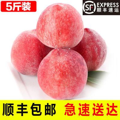 新鲜桃子水蜜桃脆甜毛桃脆桃新鲜水果3/5现摘现发应季时令水蜜桃