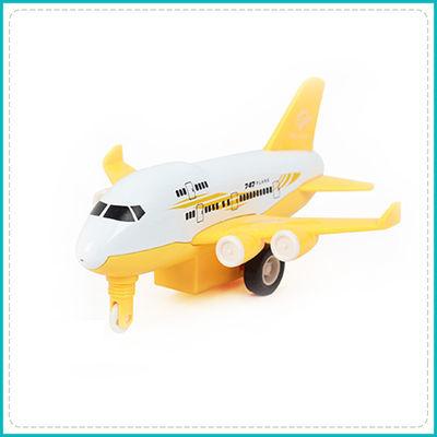 爆款合金飞机 小迷你回力客机9805-9806二款混装747客机 787客机
