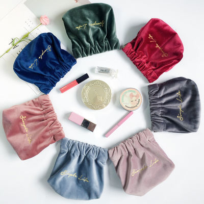 化妆品收纳包ins网红超火随身便携带小可爱少女心学生迷你零钱袋