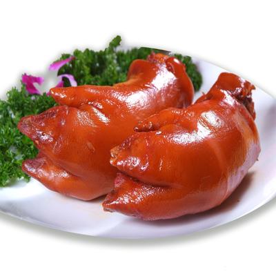 山东美食正宗卤猪蹄整只猪手真空包装即食卤味熟食下酒菜包邮