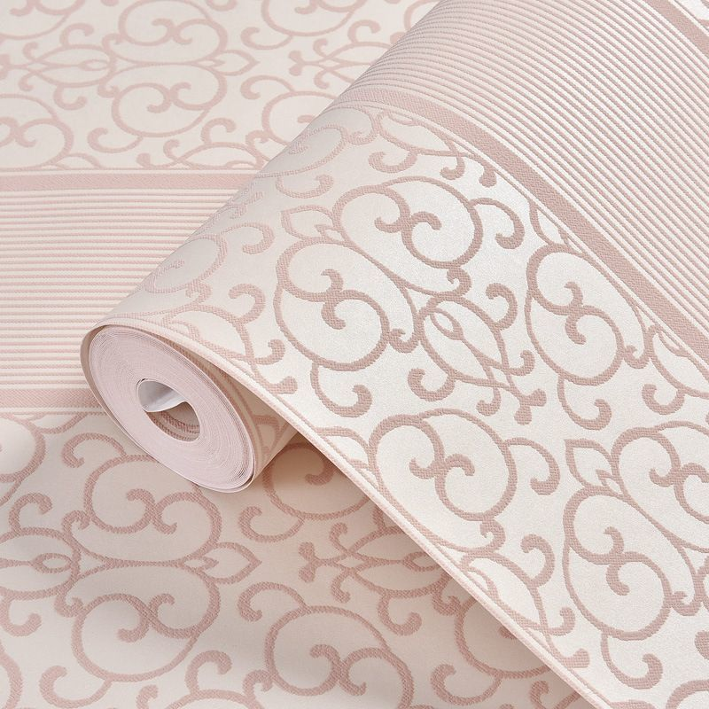 Buy Three Dimensional Non Woven Wallpaper Thick Self Adhesive Bedroom Room Beauty Salon Warm Living Room Background Wallpaper Self Paste On Ezbuy Sg