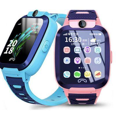 小学生电话手表学生儿童电话手表防水智能男女定位4G视频手表手机