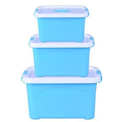 塑料双层药箱家庭小号急救箱医药箱家用手提药品收纳箱药盒箱