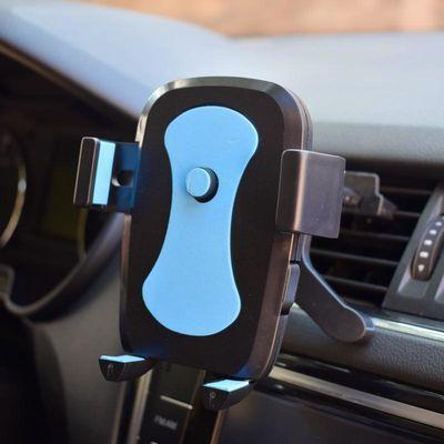 汽车手机支架汽车用出风口支架360度旋转车载手机支架通用支架