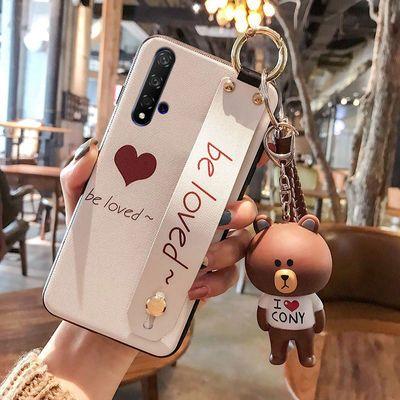 华为nova5手机壳女款nova5i保护套全包防摔nova 5硅胶pro个性5z