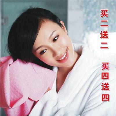 【买二送二】厨王鹿皮巾加厚干发毛巾洗车擦车巾布大号吸水合成巾
