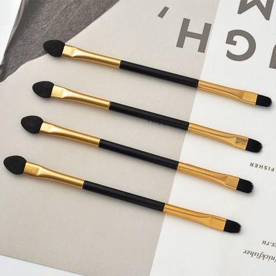 【5支5.8】单支眼影刷子双头软毛化妆刷眼影棒学生初学者化妆工具