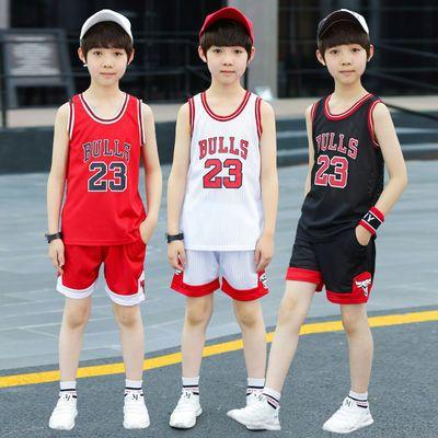 男童篮球服套装10大童男装夏装11-14岁男孩夏天运动服13儿童球衣