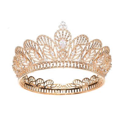 巴洛克新娘皇冠十八岁成年生日礼物网红同款女神拍照头饰1161