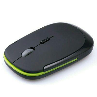 3500超薄2.4G无线鼠标USB厂家电脑配件外设lol游戏光电竞鼠标