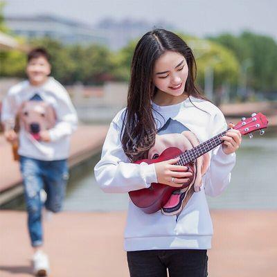 尤克里里初学者学生成人男女21寸23寸尤里克克小吉他入门初学乐器