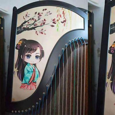 【顺丰快递】古筝初学者入门考级十级筝专业演奏古筝琴全套配件
