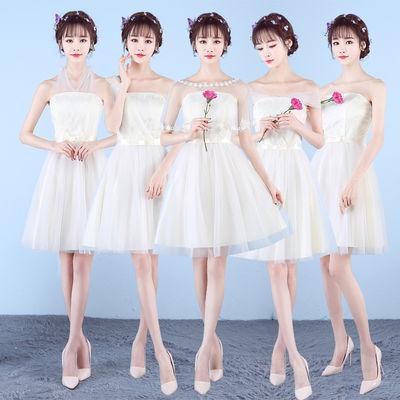 伴娘礼服女新款春宴会高贵优雅气质名媛性感晚礼服连衣裙长款