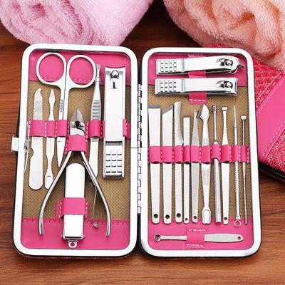 婴儿指甲剪套装新生专用宝宝指甲钳儿童指甲刀防夹肉剪指刀防夹肉