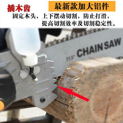 【新款】电锯家用伐木锯16寸12寸多功能100角磨机磨光机改装电链