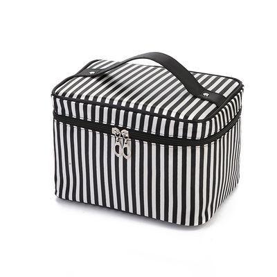 旅行大容量化妆包便携防水化妆品收纳包韩国简约小号手提洗漱包