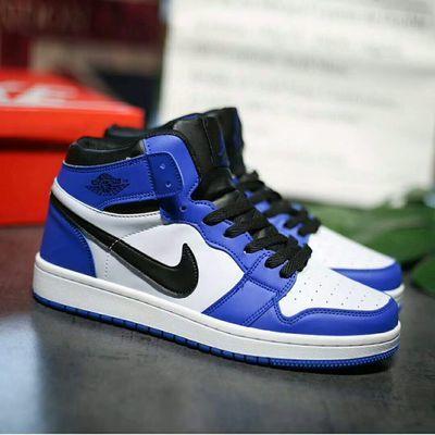 爆款新款乔1篮球鞋男鞋aj1篮球鞋空军一号AF1高低帮男女鞋aj联名
