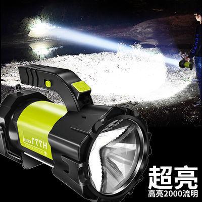 沃尔森强光led手电筒强光可充电灯远射超亮家用特种兵夜钓钓鱼灯