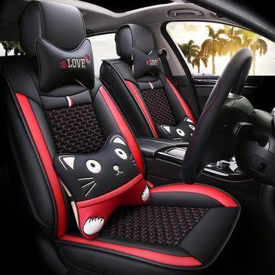 汽车座套比亚迪F6原F3唐S7速锐秦S6宋DMe6G6G3L3F0新全包专用坐垫