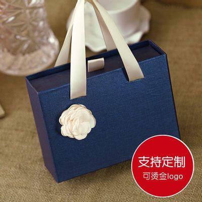 婚庆用品喜糖盒纸盒婚礼喜糖盒子回礼礼盒创意中式喜糖袋糖果盒