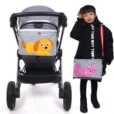 婴儿推车挂包玩具挂袋手推车挂钩置物袋电瓶车挂袋网红包包女通用
