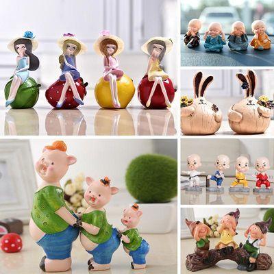 欧式陶瓷花瓶摆件家居餐桌客厅电视柜装饰品现代简约工艺品水培小