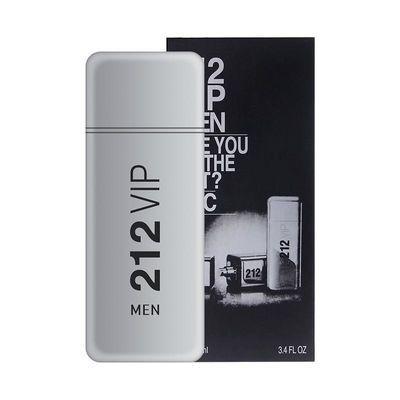 跨境212VIP都会男士香水100ml性感木质香调磁铁盖魅力男用香