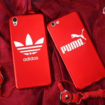 潮牌iphone7plus磨砂6sNIKEAJ苹果8全包手机壳X对勾5se情侣xsma