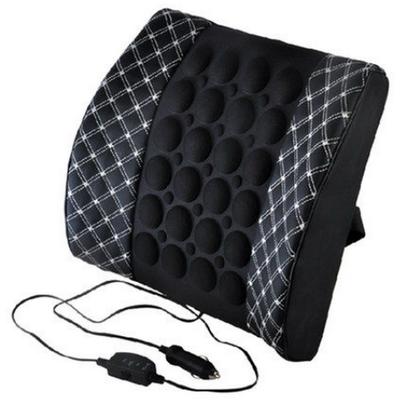 汽车腰靠电动按摩靠枕车用腰枕车载腰垫座椅靠背腰部支撑护腰靠垫