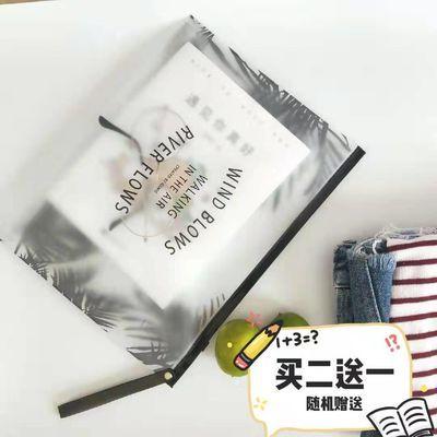 2019新款韩版旅行化妆包大容量便携收纳手提化妆袋防水洗漱包