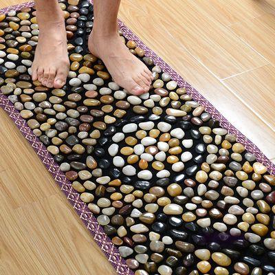 爆款【全店热销6万套】鹅卵石按摩垫足疗指压板脚垫父母亲节健康