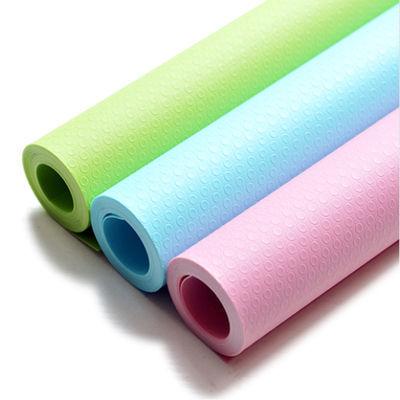 彩色防潮防滑防霉橱柜垫30*150cm抽屉垫防潮垫纸防水衣柜贴纸粉色