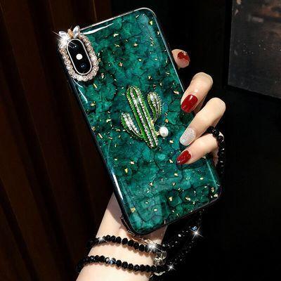 华为30s荣耀9x网红p40手机壳nova5pro/7pro/6/4绿色20s畅享10plus