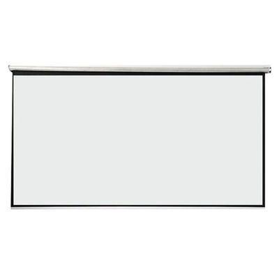 白塑玻纤灰玻纤投影仪手拉投影仪幕布家用教学办公高清投影机幕布