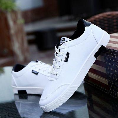 经典男鞋帆布鞋百搭男士休闲鞋韩版潮流鞋子运动板鞋学生低帮布鞋